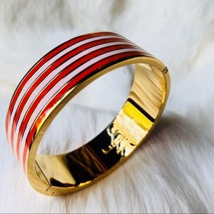 Kate Spade - No Strings Attached - Hinged Bangle